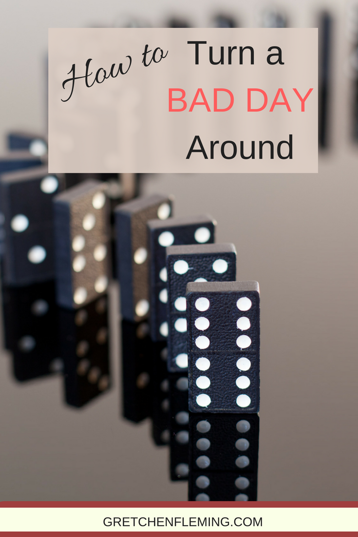 There are good days.....and there are hard days. I was thinking recently, on a hard day, what it looks like for me to go through a day such as this. And, how can you turn such a day around? Is there a way to make a hard day better? YES! Why not stop by and find out how to turn a bad day around according to the Bible and the principles of scripture?