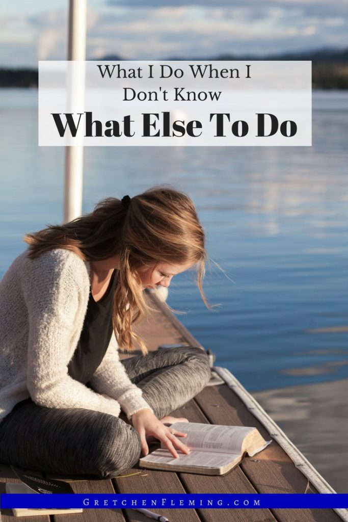 Are you at a loss over what to do next? Find out how this option can be your best option.