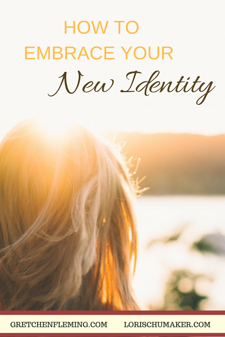 How to Embrace Your New Identity