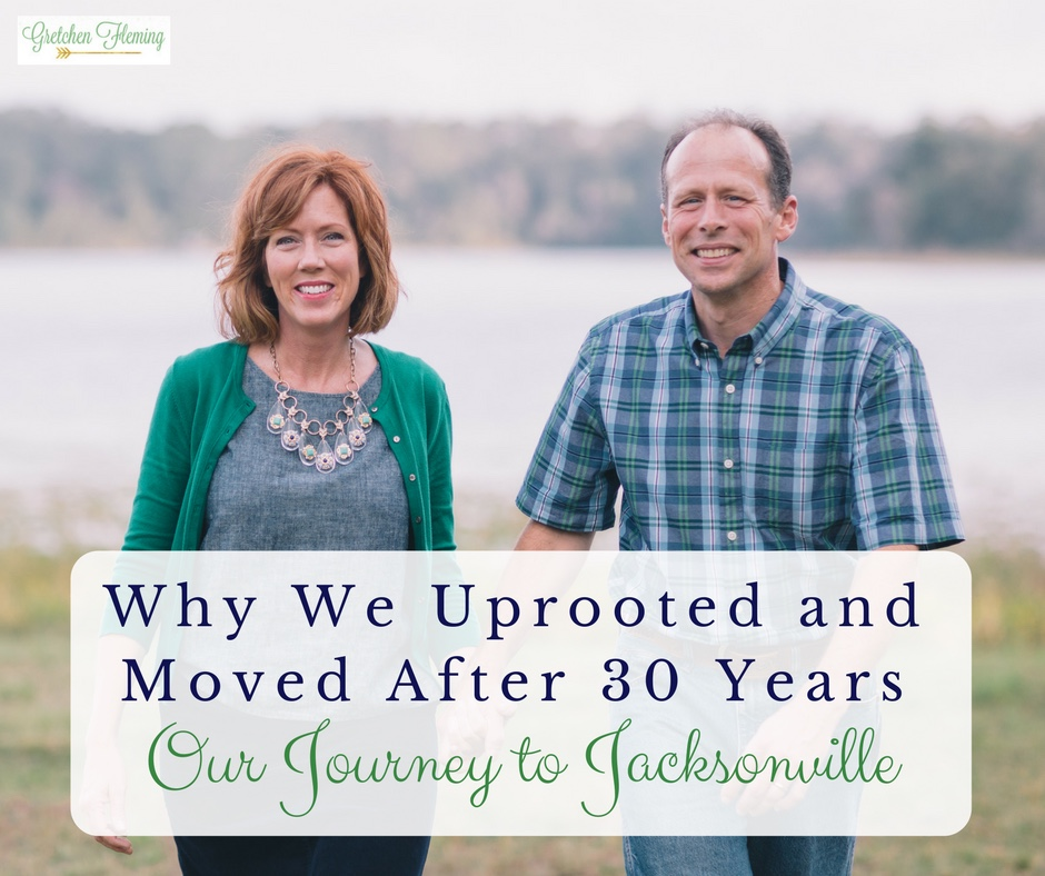 Why We Uprooted and Moved After 30 Years: Our Journey to Jacksonville