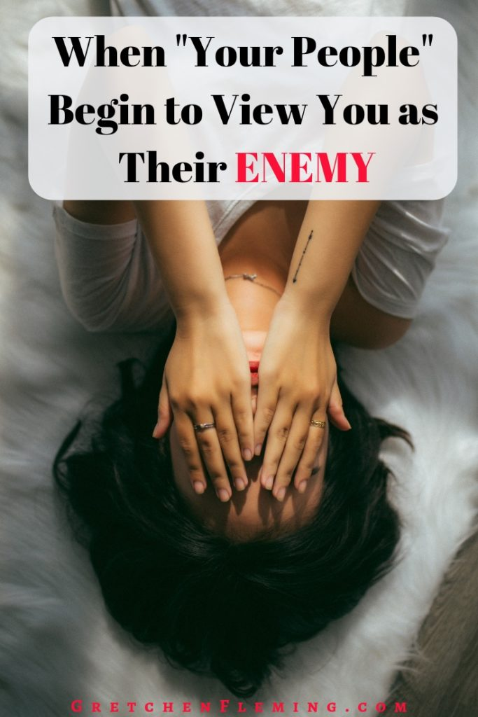 Has someone you once had a loving relationship turned against you? Find out how you can respond when facts are not enough and love needs to prevail!