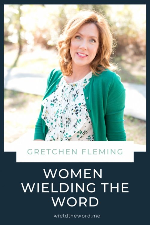 Women Wielding The Word- How to Enjoy Reading the Bible